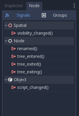 Signals and Groups - Godot Tips and Best Practice